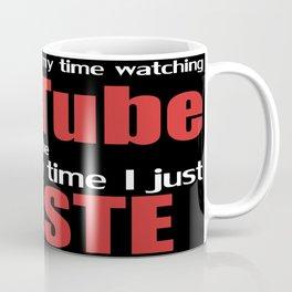 Watching YouTube Coffee Mug