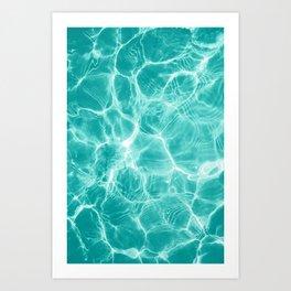 Pool Dream #1 #water #decor #art #society6 Kunstdrucke