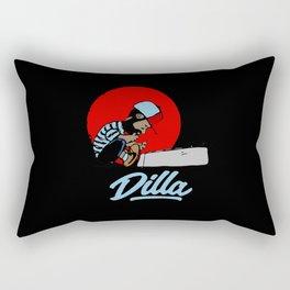 J Dilla Rectangular Pillow