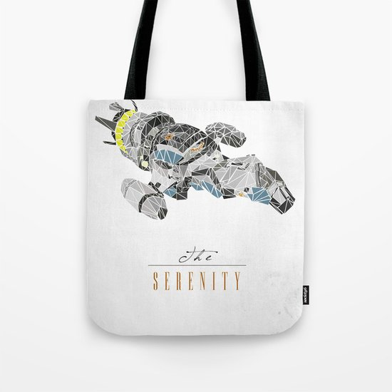The Serenity Tote Bag