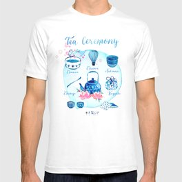 Tea Ceremony T-shirt
