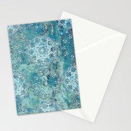 Moors Patina Mandalas Stationery Cards