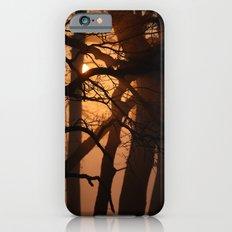 illuminated forest iPhone 6s Slim Case