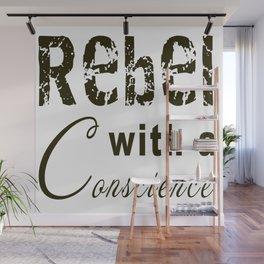 Rebel Wall Mural