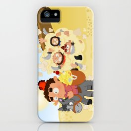 Ali Baba and the 40 thieves (Arabian nights) iPhone Case