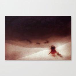 We'll Go Together (landscape) Canvas Print