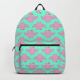 Pink Bat Backpack