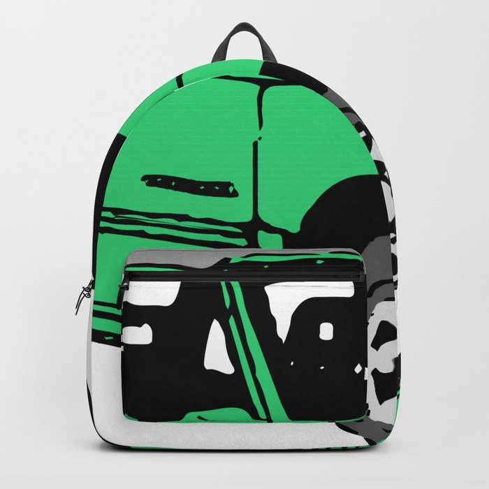 Retro 80s Truck / SUV Backpack
