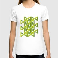 illusion T-shirts featuring Illusion by Isometric