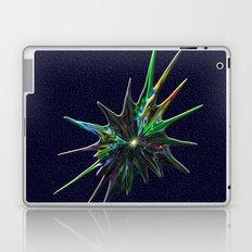 Fractal Splash Laptop & iPad Skin