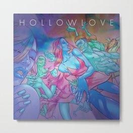 Hollowlove Dance Metal Print