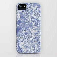 Crow Pattern Slim Case iPhone (5, 5s)