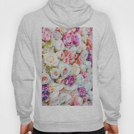 Colorful Roses Hoody