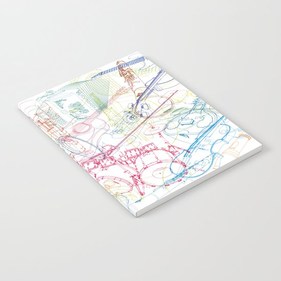 Music #1 Notebook