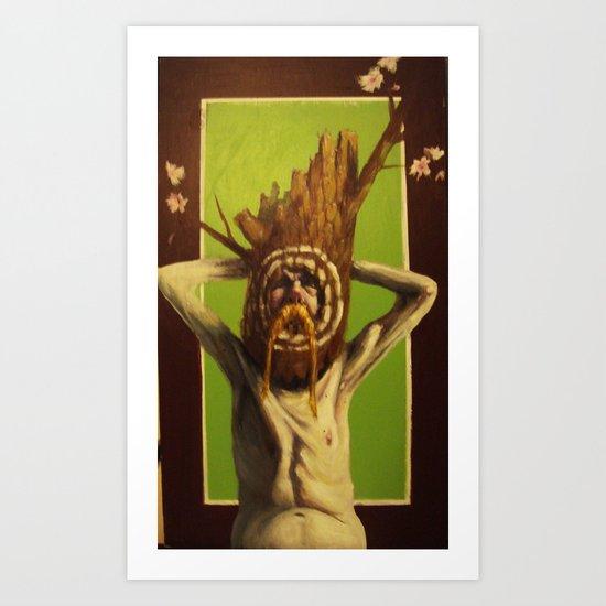 arbol Art Print
