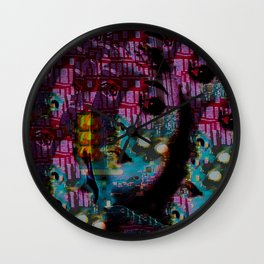 Within This Beautiful Machine: Betrayal Wall Clock
