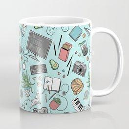 Sheri Christmas Coffee Mug