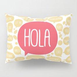 Hola! Pillow Sham