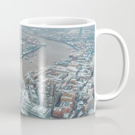Snowy London Coffee Mug