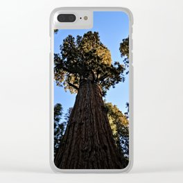 General Sherman Clear iPhone Case