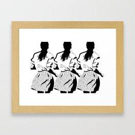 Sometimes II Framed Art Print