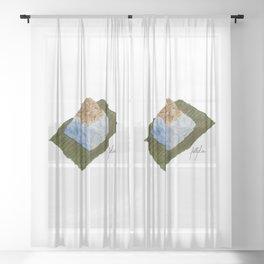 Pulut Inti Sheer Curtain