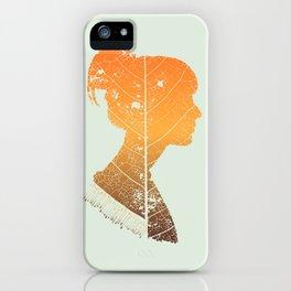 Crumble Soul iPhone Case