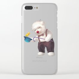 Magician Clear iPhone Case