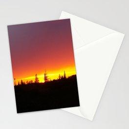 Striking Sunset Stationery Cards