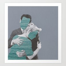 We Want More Than We Can Have Art Print