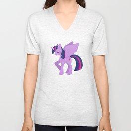 Princess Twilight Unisex V-Neck