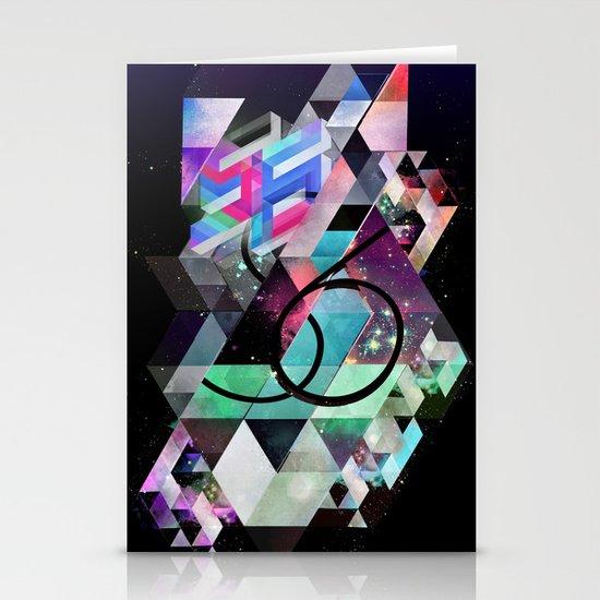 YSS SXX Stationery Cards