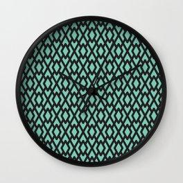 Moroccan Fencing, Wall Clock