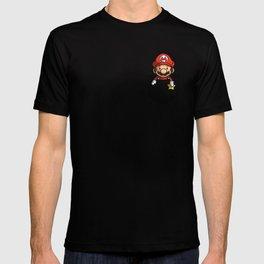 Pocket Mario Super Mario T-Shirt T-shirt