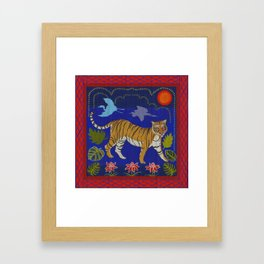 kaplan Framed Art Print