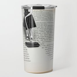 Maria, Head of the Censorship Department Travel Mug