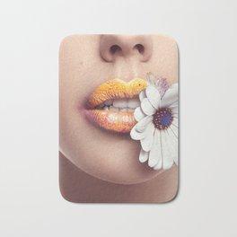 Flower Mouth - Marguerite Bath Mat