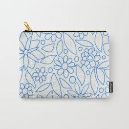 Flower Bonanza Carry-All Pouch