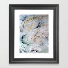 San Onofre Framed Art Print