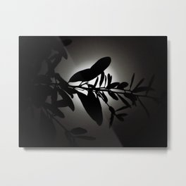 Lost in Moonlight Metal Print