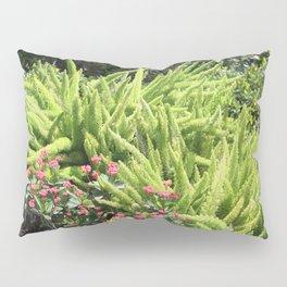 Sunny Green Pillow Sham