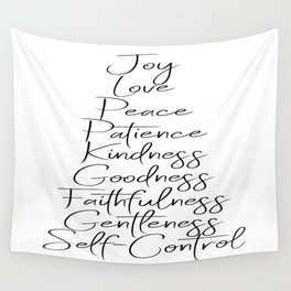Fruits of the Spirit Wall Tapestry