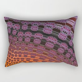 Everything Connected Rectangular Pillow