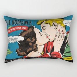True Romance Rectangular Pillow