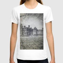 Ireland Horror Castle T-shirt
