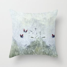 A Spell For Creation Throw Pillow