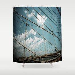 Brooklyn Bridge 2 Shower Curtain