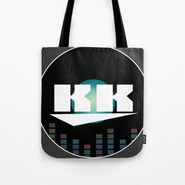 DJ KK Tote Bag