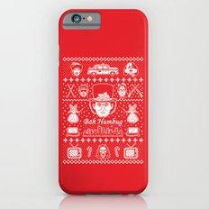 Merry Scroogedmas iPhone 6s Slim Case