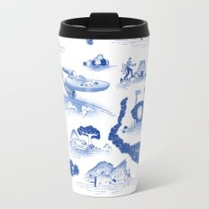 Pop Porcelain- Final Frontier  Travel Mug
